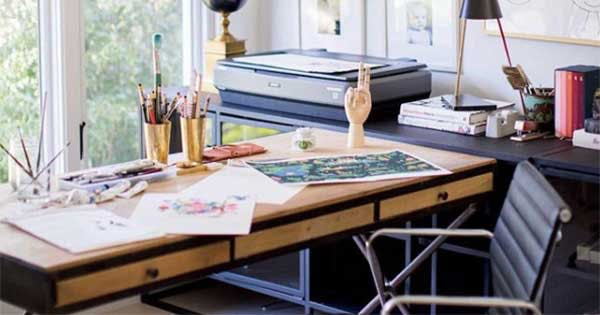 10 Home Office Organization Ideas That Can Maximize Your Productivity