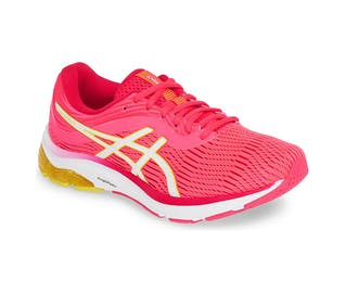 how to get into running asics shoes