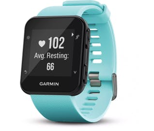 how to get into running garmin smartwatch