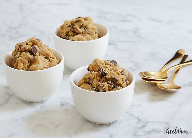 How to Make Edible Cookie Dough, the Ultimate Nostalgic Dessert