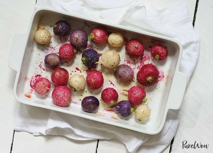 How to Store Radishes So They Don't Go Soft