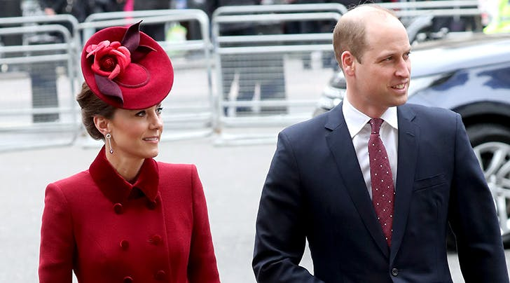 Here's How Prince William & Kate Middleton Will (Probably) Spend Their Easter