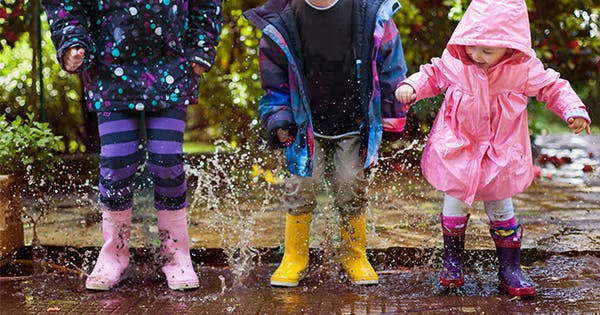 10 Pairs of Rain Boots for Kids That Can Withstand Any All Puddles