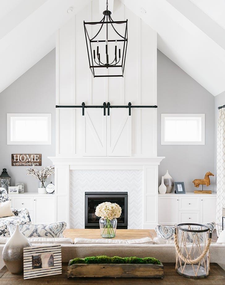 living room color ideas gray