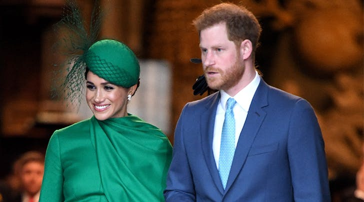 Prince Harry & Meghan Markle Just Revealed the Name of Their New Nonprofit