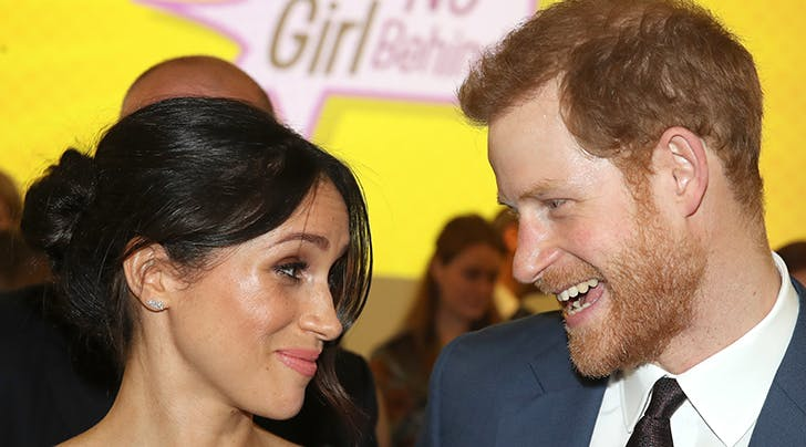 Prince Harry Went All Momager on Meghan Markle While She Recorded Her Disney Documentary Voiceover