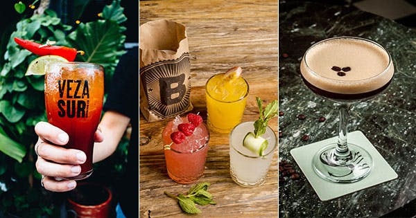 5 Miami-Inspired Cocktails to Make at Home