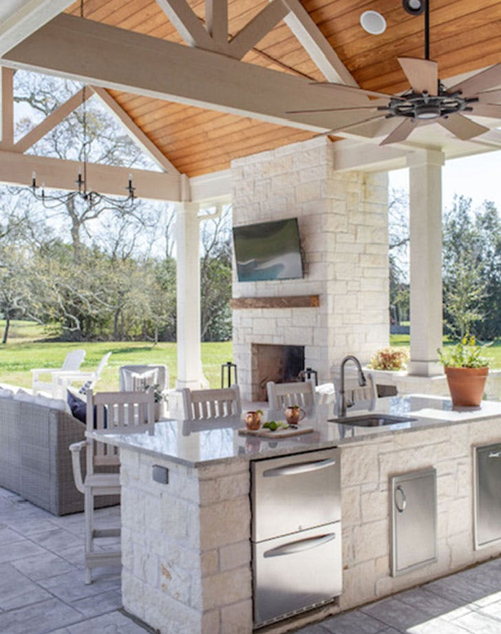 9 Outdoor Kitchen Designs That Will Inspire You - PureWow
