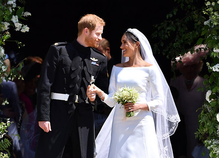 Prince Harry & Meghan Markle Are Donating Their Wedding Broadcast Money to a Special Cause