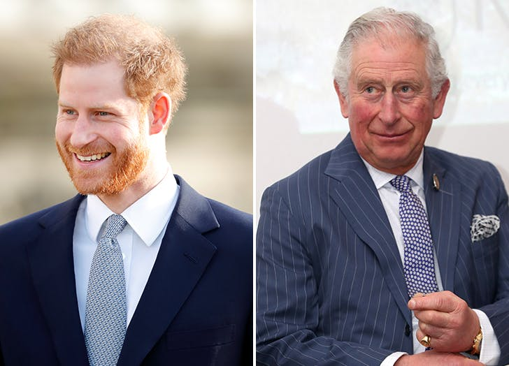 vintage photos reveal prince harry and prince charles striking resemblance purewow prince harry and prince charles