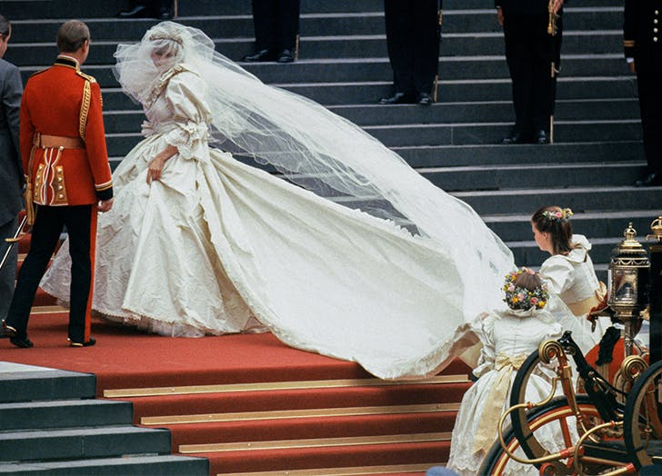 Princess Diana Wedding Details You May Have Missed Purewow