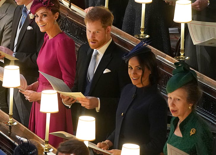 Princess Anne Seems to Support Harry and Meghan's Decision in Rare Royal Interview