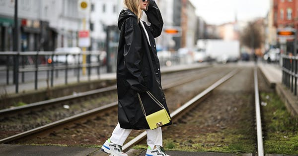 The Best Raincoats for Women, from a Classic Slicker to an Everyday Trench