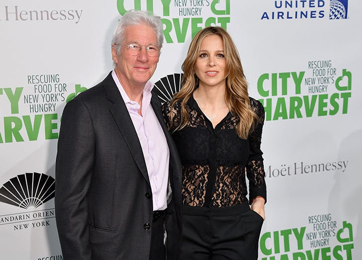 Richard Gere Just Welcomed Baby No. 2 with Wife Alejandra ...Richard Gere 2013 Wife