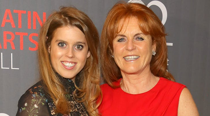 Sarah Ferguson Is Naming Her Next Book After Her Daughter (& Bride-to-Be) Princess Beatrice