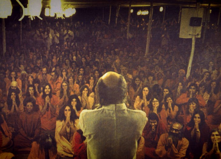 shows like tiger king wild wild country