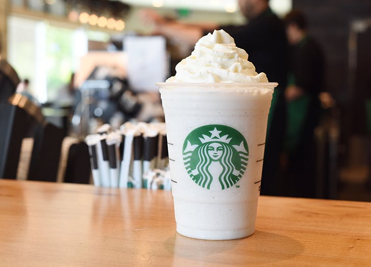 Miss Your Starbucks Frappuccinos? Heres the Recipe to Make One at Home