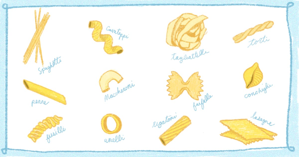 All the Types of Noodles You Should Have in Your Pantry (Plus What to Make with Them)