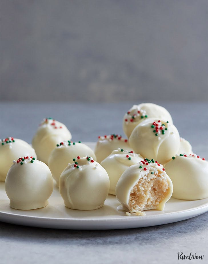 unique christmas cookies sugar cookie truffles 921