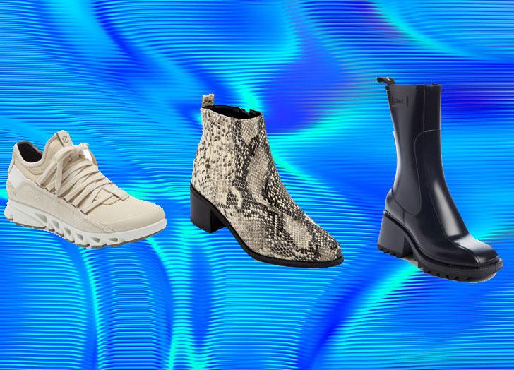 best rain proof shoes