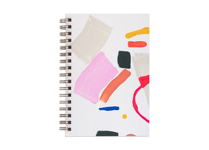 wfh office supplies notebook