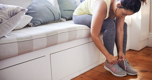 8 Workout Sneakers For Every Type of At-Home Sweat Sesh