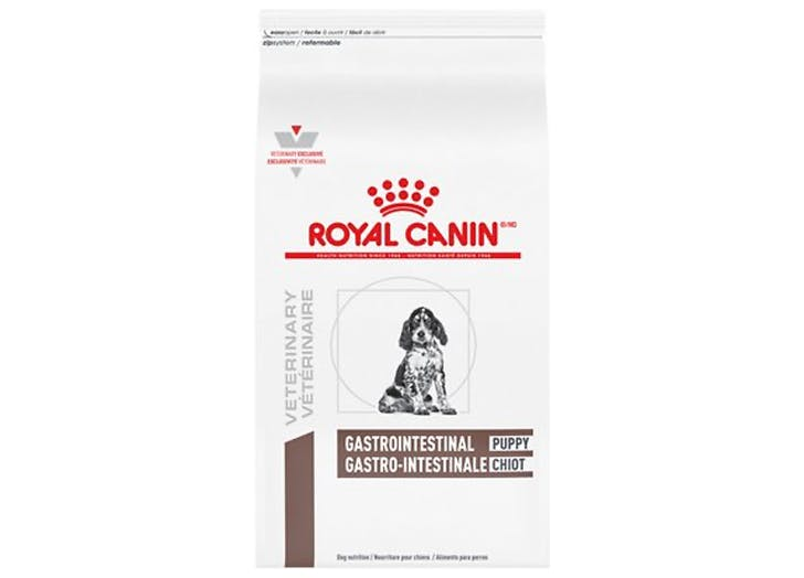 1. Royal Canin Veterinary Diet Gastrointestinal Dry Food for Puppies