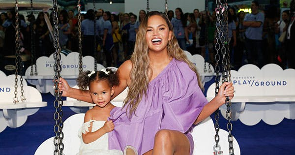 14 Chrissy Teigen Quotes on Motherhood That Have Us Even More Excited About Her Pregnancy News