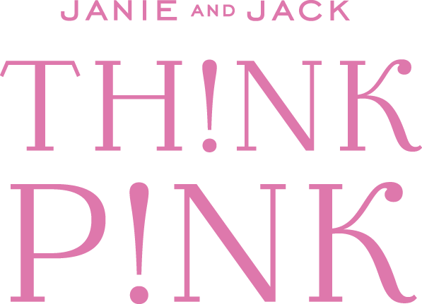 Janie and Jack Think Pink Logo
