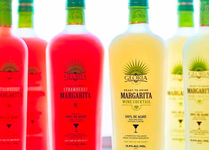 Aldi Is Selling Ready To Serve Bottled Margarita Wine You Heard Us Purewow