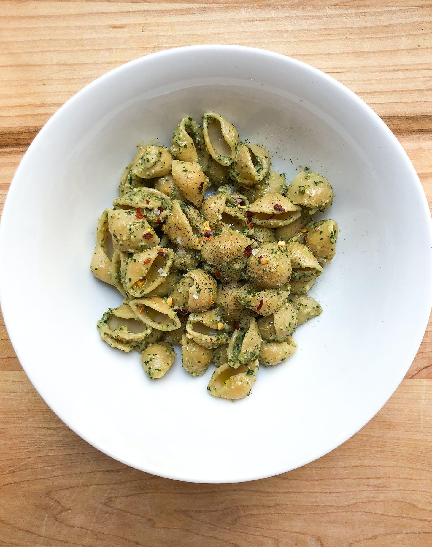 Any-Green Pesto