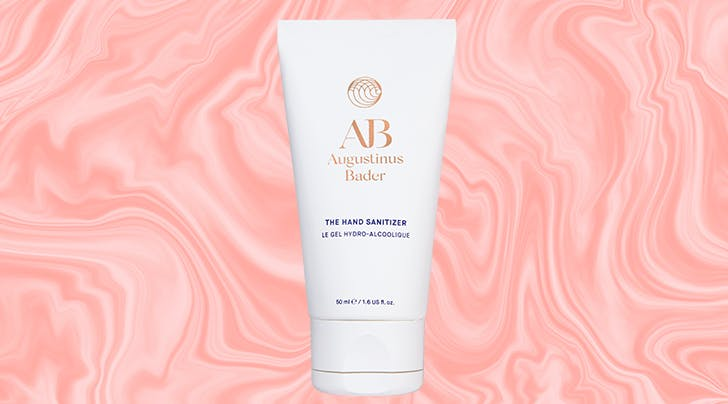 Celeb-Favorite Beauty Brand Augustinus Bader Is Giving Away Free Hand Sanitizer