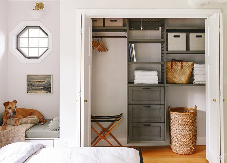 The Best Bedroom Organization Ideas Of 2020 Purewow