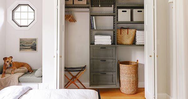 12 Bedroom Organization Ideas to Calm Some of the Chaos In Your Life