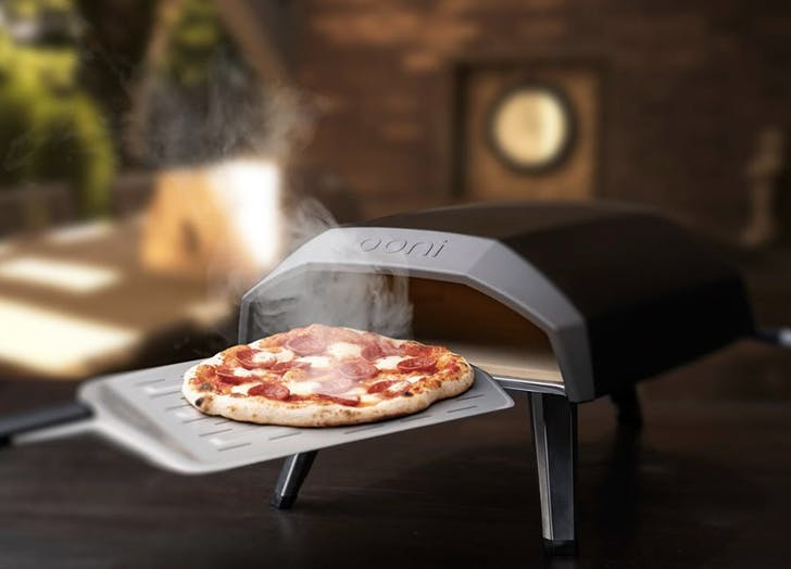 Your Dad Wants an Outdoor Pizza Oven for Father's Day, Trust Us