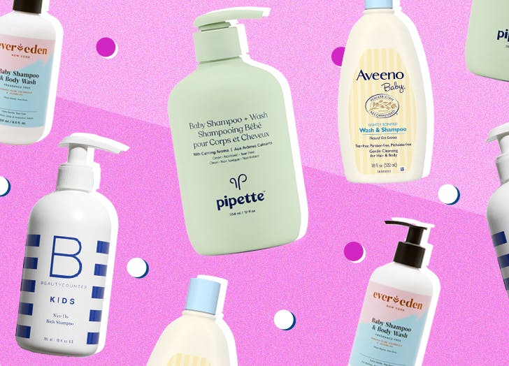 The Best Baby Shampoos Plus Options For Older Kids Purewow