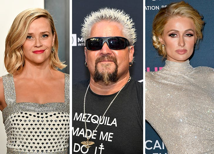Watch Reese Witherspoon, Guy Fieri and Paris Hilton Cook Live This Weekend
