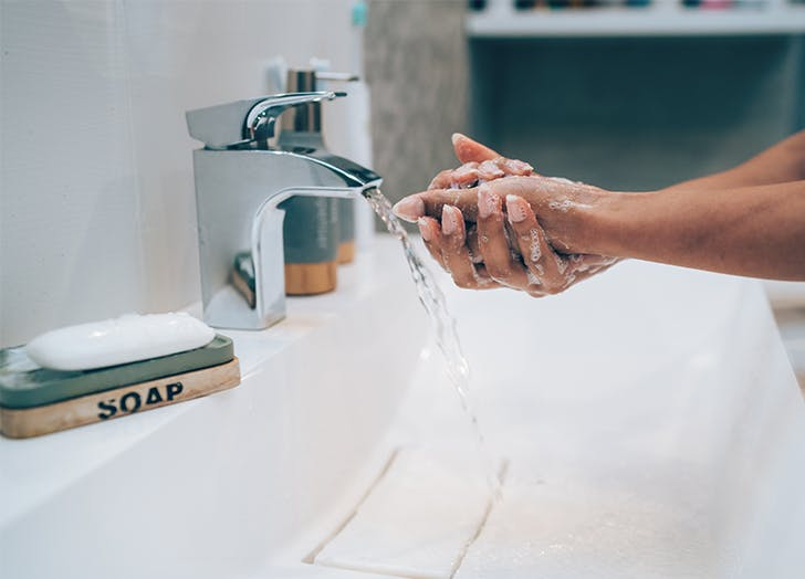 Dial Soap Is Donating 600K Products to Charity, and They Want to Know: Who Do You Wash Your Hands For?