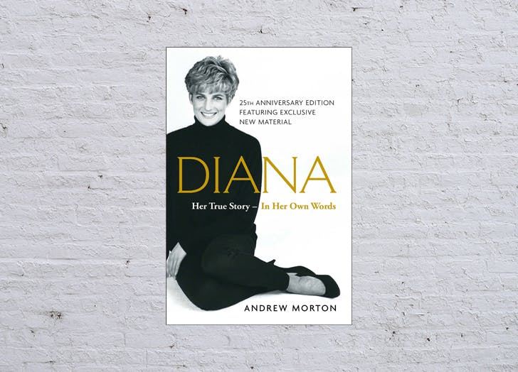 diana her true story by andrew morton