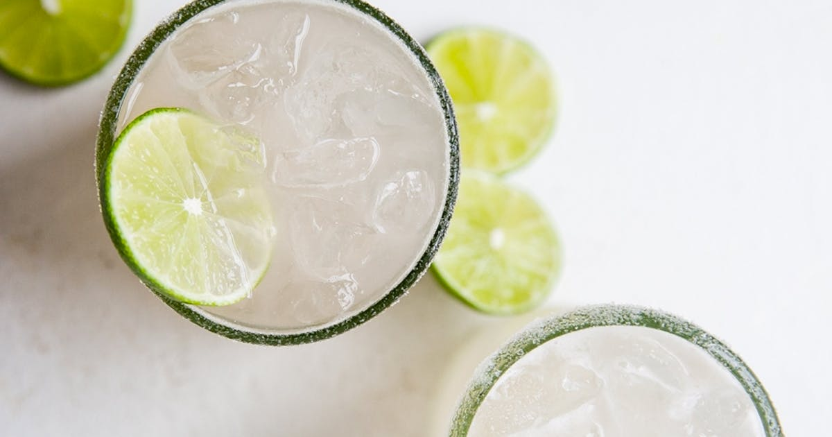15 Easy Cocktail Recipes You Can Make at Home (With Stuff That's Already in Your Kitchen)