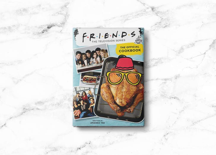 An Official 'Friends' Cookbook Is Coming This Fall