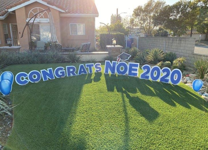 10 Graduation Yard Signs Purewow