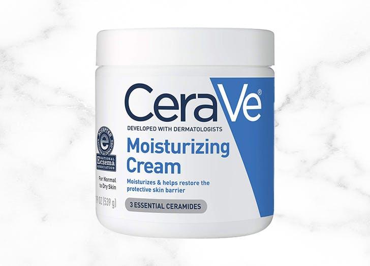hand eczema products cerave moisturizing cream