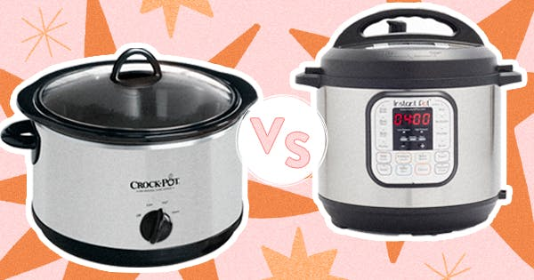 Instant Pot vs. Crock-Pot: What's the Difference and Which One Should I Buy?
