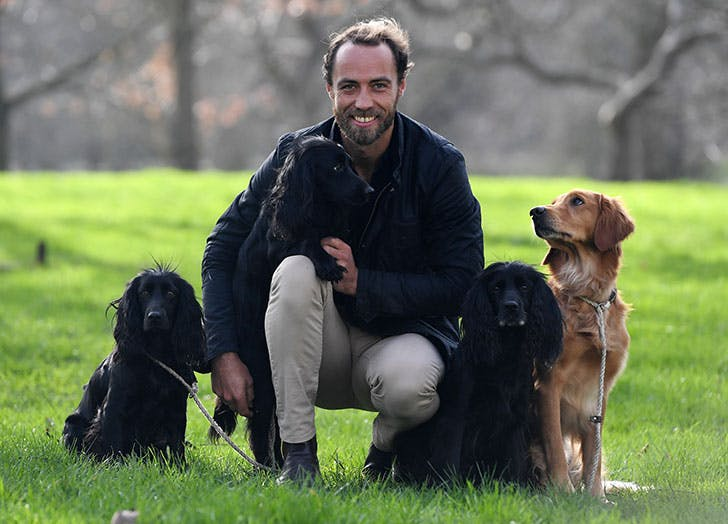 James Middleton Just Launched a Healthy Dog Food Company
