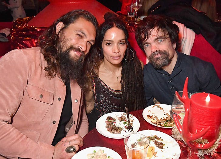 Jason Momoa and Peter Dinklage Are Giving Us the 'Game of Thrones' Reunion We Deserve in New Vampire Thriller