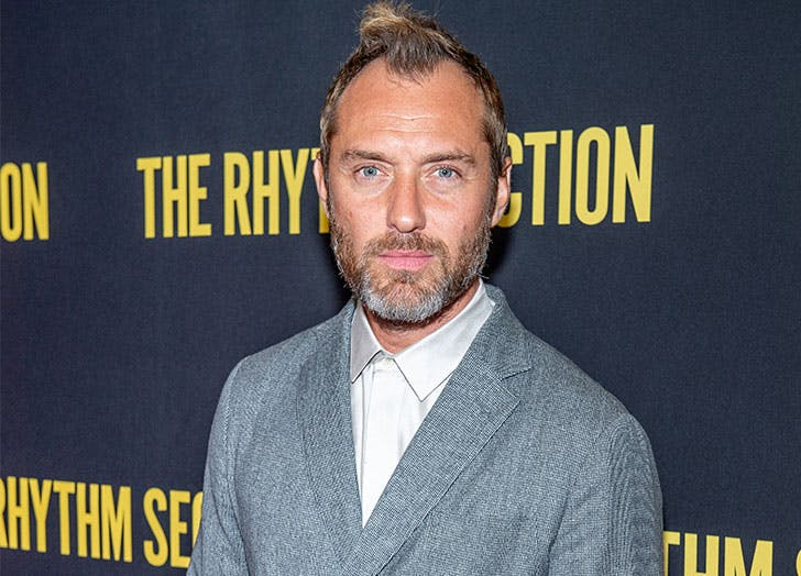 Jude Law Just Became a Dad—for the Sixth Time