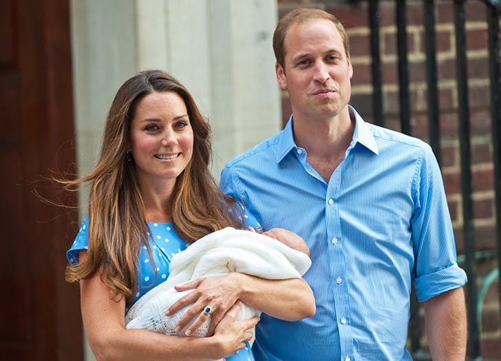 Kate Middleton & Prince William Almost Gave Prince George a Completely Different Name