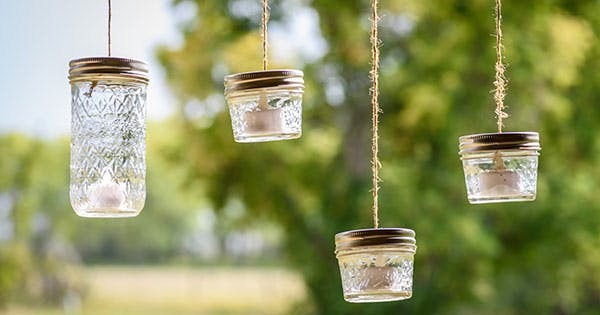 30 Fun Mason Jar Crafts For Your Home Purewow