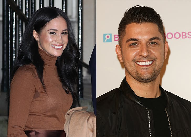 'Shahs of Sunset' Star Nema Vand Says Meghan Markle Once Came 'Nose-to-Nose' with Him at a High School Party